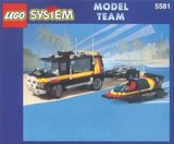 Precut Replica Sticker for Lego Set 5581 - Magic Flash (1993)_