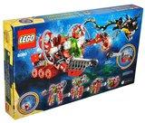 Precut Custom Replacement Stickers for Lego Set 8080 - Undersea Explorer (2010)_