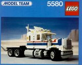 Precut Replica Sticker for Lego Set 5580 - Highway Rig (1986)_