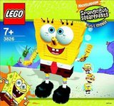 Precut Custom Replacement Stickers for Lego Set 3826 - Build-A-Bob (2006)_