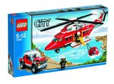 Precut Custom Replacement Stickers for Lego Set 7206 - Fire Helicopter (2010)_