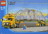 Precut Replica Sticker for Lego Set 7900 - Heavy Loader (2006)_