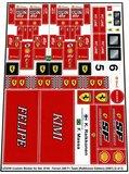 Lego 8144 - Ferrari 248 F1 Team (Raikkonen Edition) (2007)_