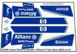 lego 8461 - Williams F1 Team Racer (2002)_
