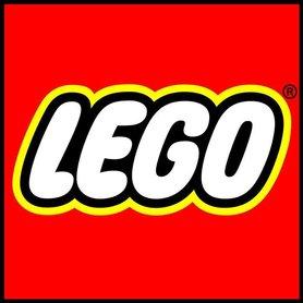 Precut Large LEGO LOGO Sticker 15cm x 15cm