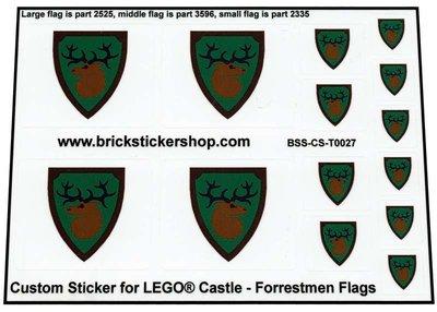 Forrestmen Flags