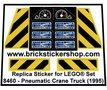 Lego-8460-Pneumatic-Crane-Truck-(1995)