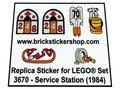 Precut-Replica-Sticker-for-Lego-Set-3670-Service-Station-(1984)