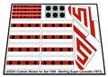 Precut-Replica-Sticker-for-Lego-Set-1550-Sterling-Super-Caravelle-(1972)