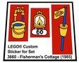 Lego-3660-Fishermans-Cottage-(1985)