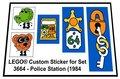 Lego-3664-Police-Station-(1984)