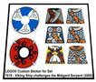 Precut-Replica-Sticker-for-Lego-Set-7018-Viking-Ship-challenges-the-Midgard-Serpent-(2005)