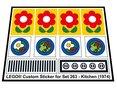 Lego-263-Kitchen-Set-(1974)