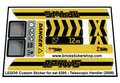 Precut-Replica-Sticker-for-Lego-Set-8295-Telescopic-Handler-(2008)